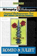 Romeo and Juliet (Simply Shakespeare), Shakespeare, William, Good Book