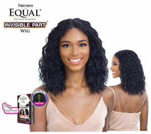 FREETRESS EQUAL SYNTHETIC INVISIBLE PART WIG - CHRISTA