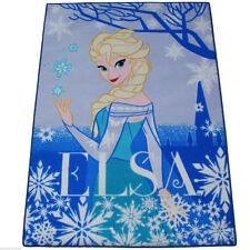 Frozen Spielteppich Elsa 95cm X 135cm