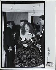 Bette Midler (Singer/Songwriter) ORIGINAL PHOTO HOLLYWOOD Candid