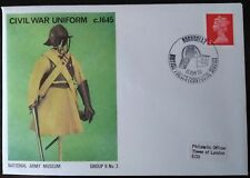 Guerre civile de 1970 uniforme Cover bfps 1209 groupe 2-Cover 3