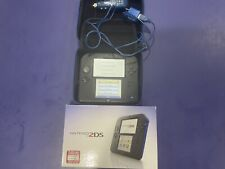 Nintendo 2DS Blue/Black Console - Works