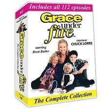 Grace Under Fire: Complete Brett Butler Series  Seasons 1 2 3 4 5 DVD Boxed Set