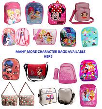 Chicas Trolls Minnie Shimmer & Brillo Mochila Bolso de Hombro Bolso Escolar Mochila XL