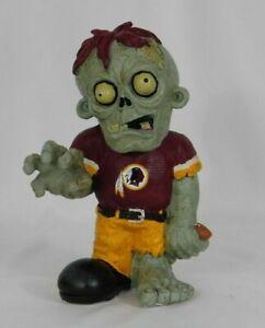 Washington Redskins Garden Zombie Gnome Figurine WFT