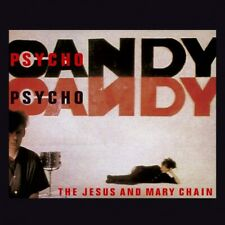 THE JESUS AND MARY CHAIN : PSYCHOCANDY - BRAND NEW AND SEALED CD>