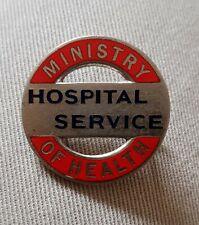 Hospital service Badge