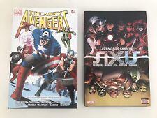 Rick Remender - Uncanny Avengers Omnibus & Avengers/X-Men: Axis 2 Trade Lot