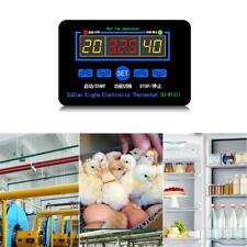 W1411 Digital Thermostat Temperature Humidity Controller Egg Incubator  - 19-99°