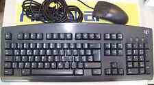 SGI Tastatur 6512-BN Maus M-S43, klingon grey deutsch German