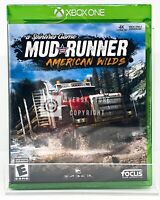 Spintires: MudRunner - American Wilds - Xbox One - Brand New | Factory Sealed