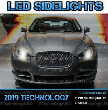 PREMIUM Jaguar XF 2008-2015 XENON White LED Sidelight Bulbs - UK SELLER