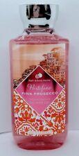 Bath and Body Works Portofino Pink Prosecco Shower Gel 10 fl oz NEW