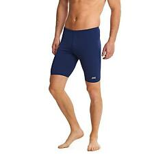 Zoggs Men's Ballina Nix Jammer Long Swimming Trunks - Navy
