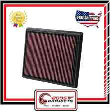 K&N Replacement Air Filter 13-17 CHEVROLET IMPALA / CADILLAC XTS * 33-2483 *