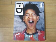 I.D Magazine Fall 2015 Willow Smith By Tyrone Lebon