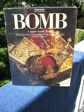BOMB BePuzzled 500 Piece Thriller Puzzle Story by R.D. Zimmerman NEW SEALED BOX