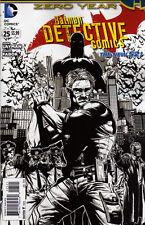 DETECTIVE COMICS #25 - Zero Year - New 52 - Jason Fabok SKETCH Variant 1:25
