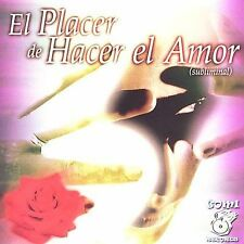 Various Artists : Hacer el Amor...El Placer de (subliminal CD