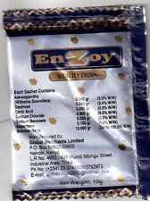 5 sachets ENZOY  energisant , aphrodisiaque,  10g date de peremption 07/2021