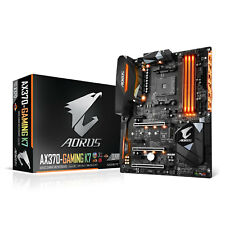 Aorus AX370-GAMING K7 Motherboard, Socket AM4, X370, DDR4, SATA 600, ATX