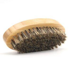 Round Wood Hair Brush