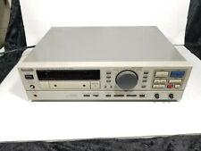Panasonic Professional Digital Audio Tape Recorder 20-Bit Res. DACs  VINTAGE