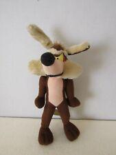 1996 Ace Looney Tunes Wile E Coyote 12� Plush Figure Stuffed Toy