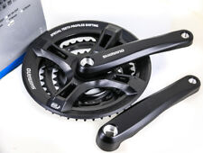 Shimano FC-M311 Altus Square Taper 3 x 7/8s Bike Crankset 170mm 48/38/28T NEW