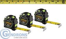 3 KOMELON 7125IE MAGNETIC TAPE MEASURE, SURVEYING, ENGINEERING, TOPCON,TRIMBLE