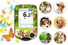 Libre Freestyle Stickers Set for Sensors. Decorating Self-adhesive Sticker Libre