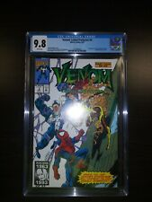 VENOM LETHAL PROTECTOR 4 CGC 9.8 WHITE PAGES 1ST APPEARANCE OF SCREAM