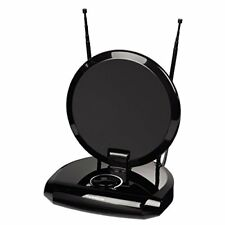 Thomson Ant1731 Antenna Tv/fm 40db Nero