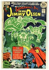 Superman's Pal Jimmy Olsen 143 Kirby vampire werewolf frankenstein 1971 (j#3831)