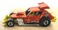 Vintage Hot Wheels Greased Gremlin, Red, 1979 Mainline, BW, Loose
