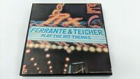 """The Ferrante And Teicher 7"""" Reel-To-Reel Tape Play The Hit Themes 7-1/2 IPS"""