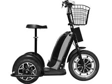 MotoTec Electric Trike 48v 800w -  Personal Transporter Scooter - MT-TRK-800