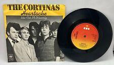 "THE CORTINAS VINYL 7"" HEARTACHE 1978 UK PUNK ROCK THE CLASH"