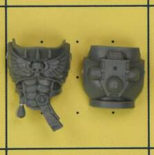 Warhammer 40K Space Marines Blood Angels Sanguinary Guard Torso (E)