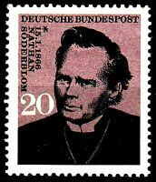 504 postfrisch BRD Bund Deutschland Briefmarke Jahrgang 1966
