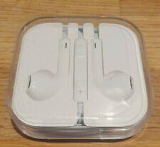 Genuine Apple iPhone 6S 6 Plus SE 5S 5C 5 EarPods Headphones - Free UK P&P