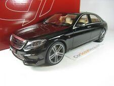 BRABUS ROCKET 900 - MERCEDES BENZ S CLAS W222 1/18 GT SPIRIT (BLACK)