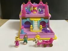Polly Pocket princess palace 1995 komplett complete
