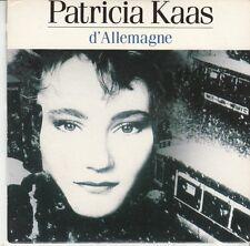 CD SP  3 T PATRICIA KAAS *D'ALLEMAGNE* / 1988