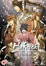 Hakuoki Complete Series 1 Collection DVD New & Sealed ANIME Region 2 MVM