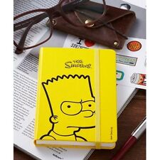 Moleskine the Simpsons Limited Edition Notebook - Bart Simpson Line Note