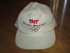 TNT XVI OLYMPIC - WINTER GAMES (One Size) Corduroy Cap