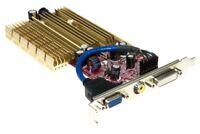 MSI MS-V034 Carte Vidéo Geforce 7300SE/7200GS 128MB VGA DVI Pcie