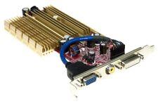 Msi Nvidia GeForce 7200gs 128MB G72 tarjeta Gráfica VGA Composite RCA GPU