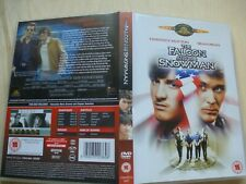 THE FALCON AND THE SNOWMAN - DVD